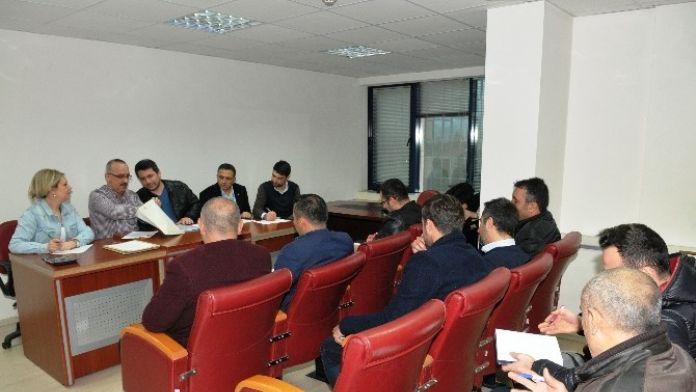 İzmit Belediyesi Köy Yolları İçin İhale Yaptı