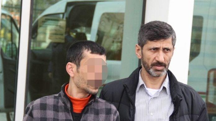 Hırsızlık Suçundan Hapis Cezası Bulunan Şahıs Tutuklandı