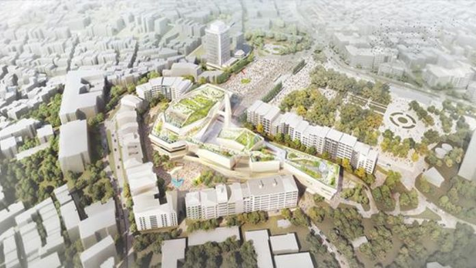 US company's project aims to revive unused Istanbul cultural center