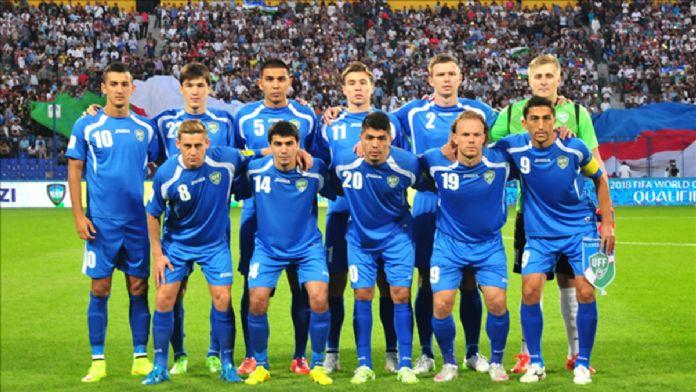 Özbekistan futbolda yılın en iyilerini belirledi