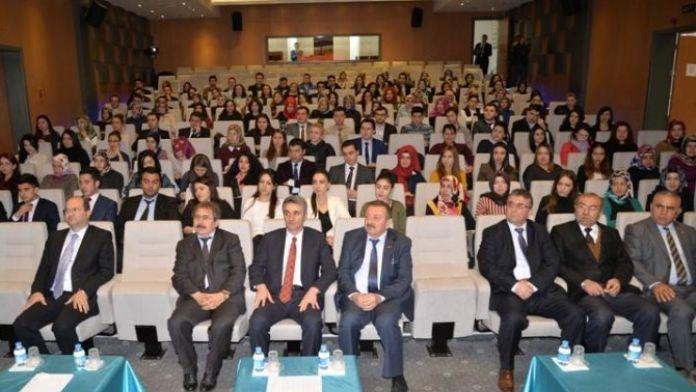 Bolu Valisi Aydın Baruş Aday Öğretmenlerle Bir Araya Geldi