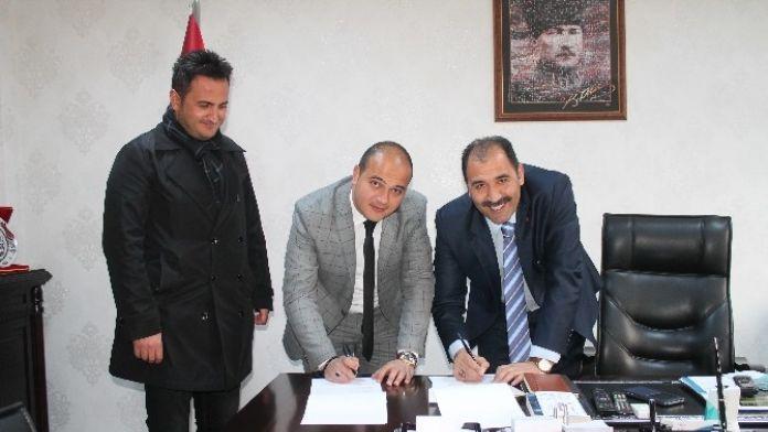 Erzincan'ın Gençleri Tügva'yla Hedefe Yürüyecek