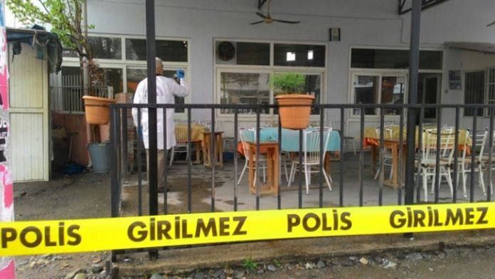 Kahvehanede ceset bulundu