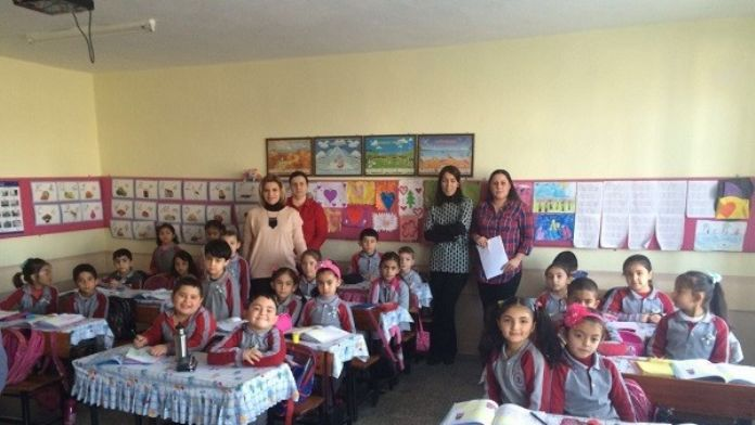 Aksaray'daki Okullarda Öğrencilere İşitme Tarama Uygulanıyor