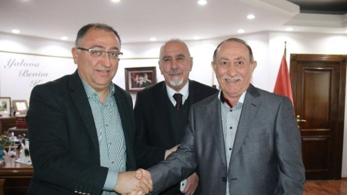 Irak Başbakanlık Müsteşarı, Ytso Ve Yalova Belediyesi'ni Ziyaret Etti