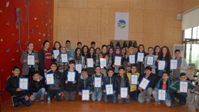 Deprem Eğitimleri Macera Park'ta