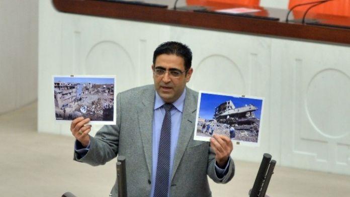 Sokağı İşaret Eden HDP'li Vekile Cevap AK Parti'li Bostancı'dan Geldi