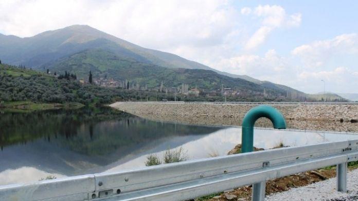 DSİ'den Bademli Barajı'nda İşletme Çalışması