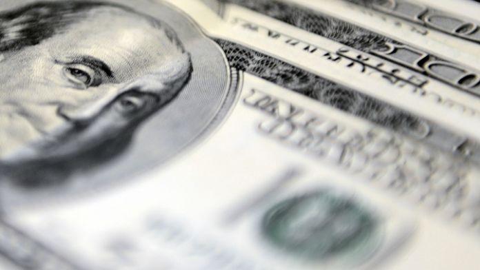 Dolar 2,91'in altında