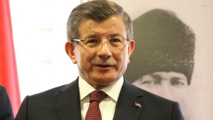 Davutoğlu: Fezlekeleri Meclis'e göndereceğiz