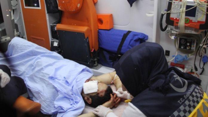 Samsun'da park etme kavgası: 6 yaralı