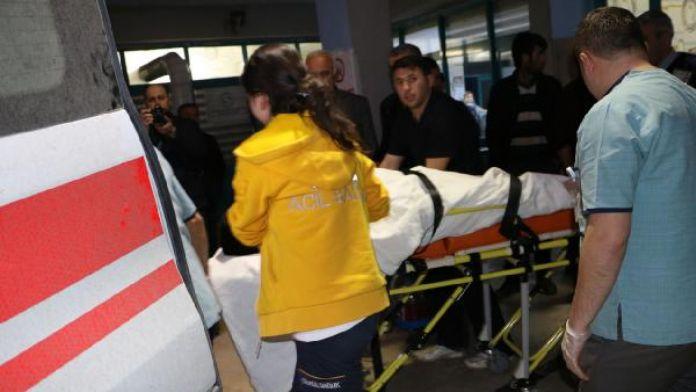 Gürültü kavgasında tabancayla açılan ateş sonucu 3 kişi yaralandı