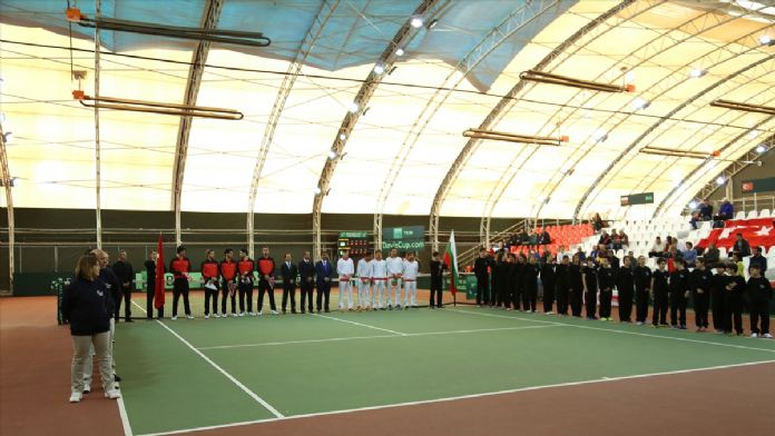 Tenis: 2016 Davis Cup