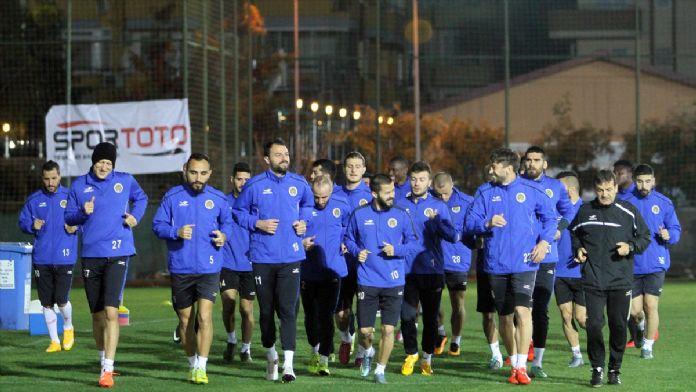 Multigroup Alanyaspor, Karşıyaka maçına hazır