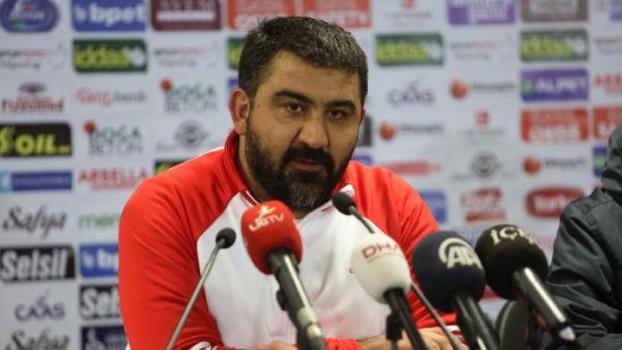 Mersin İdmanyurdu - Medicana Sivasspor maçı soyunma odaları