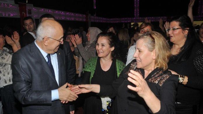 Yenimahalle Belediyesi Kadınları Unutmadı