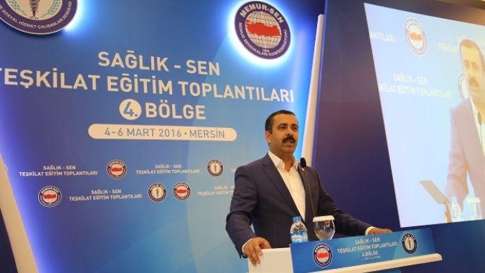 Memiş: 'Türkiye'nin Güçlü Geleceğini Temsil Ediyoruz'
