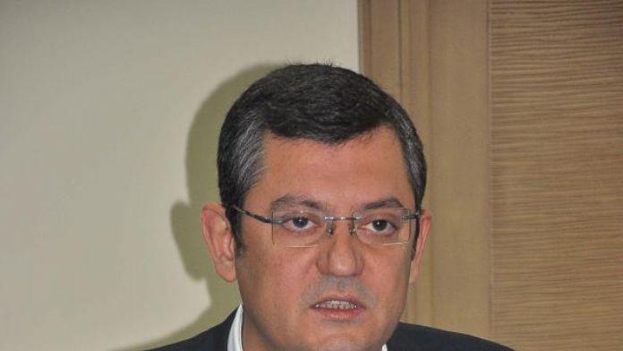 CHP'li Özel: Dayıbaşılık, 'kiralık işçi' yasa tasarısı ile kurumsallık kazanacak