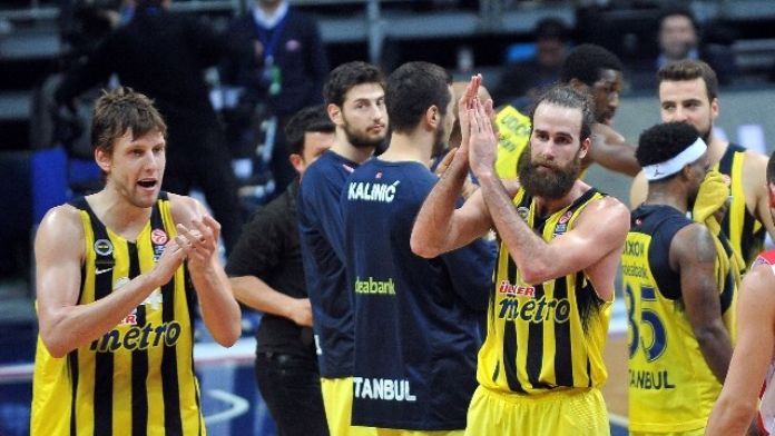 THY Euroleague'de Mvp Datome