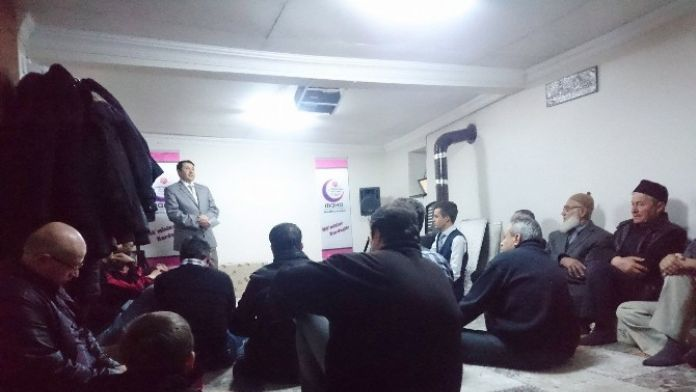 Mghd'den 'Mihalıççık Şehitlerini Anma Gecesi'