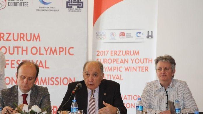 2017 EYOF Koordinasyon Toplantısı