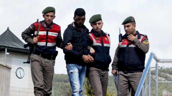 Ula'da Yakalanan Firari Şüpheli Tutuklandı