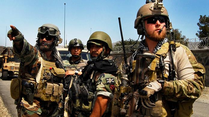 ABD'ye ait askeri uçak Erbil'de acil iniş yaptı