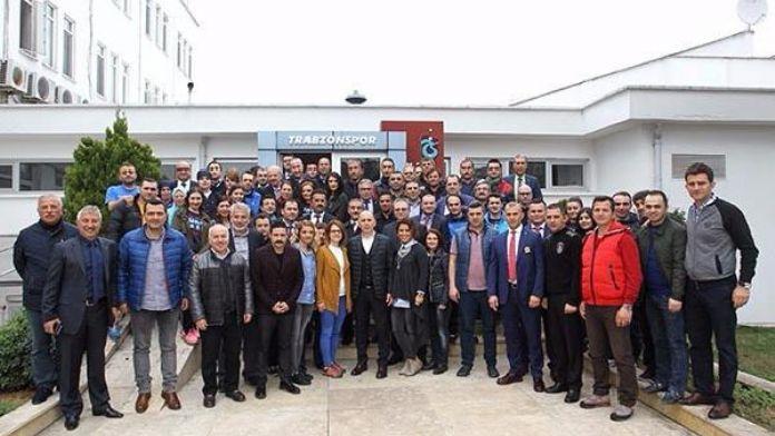 Trabzonspor Başkanı Usta: İşini yapan herkes baş tacımızdır