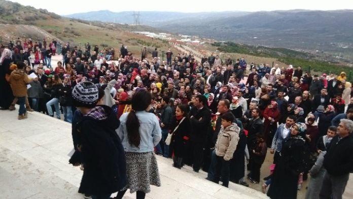 Tokat'ta 'Tam Eğitim Bursu Sınavı'na Rekor Başvuru