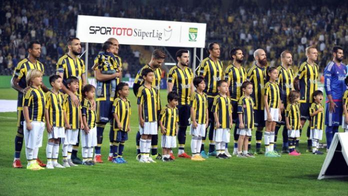 Fenerbahçe'de hedef 3 puan