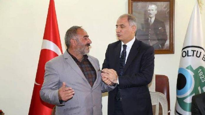Bakan Ala Erzurum'da (3)