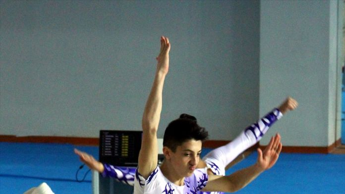 Mersin Cimnastik Türkiye Şampiyonası