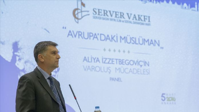 'Avrupa'daki Müslüman; Aliya İzzetbegoviç'in Varoluş Mücadel