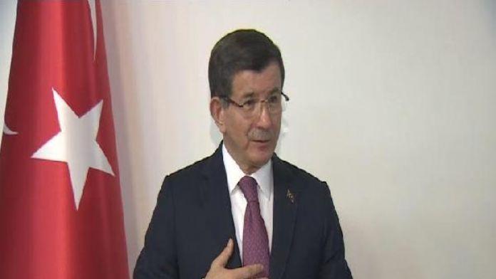 Başbakan Davutoğlu: (Zaman'a kayyum atanması) 'Bunlar hukuki süreçlerdir, siyasi süreçler değil. Bu sürece hiçbir müdahalemiz olmamıştır'