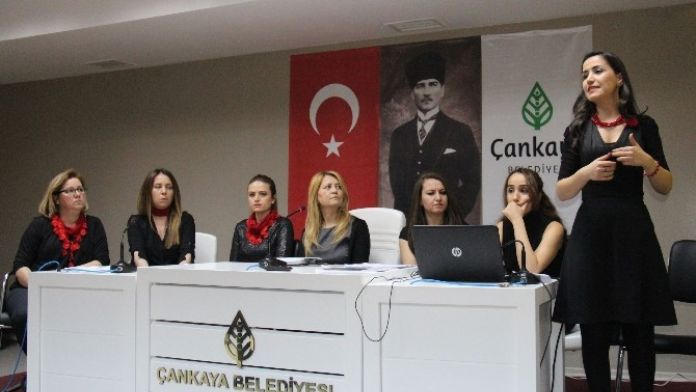 Çankaya'da 'Kadın Sığınmaevi Ve Müdahale' Paneli