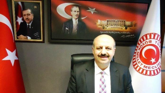 AK Parti Bolu Milletvekili Ali Ercoşkun: 'CHP'liler Cumhurbaşkanı Erdoğan'dan Özür Dilemeli'