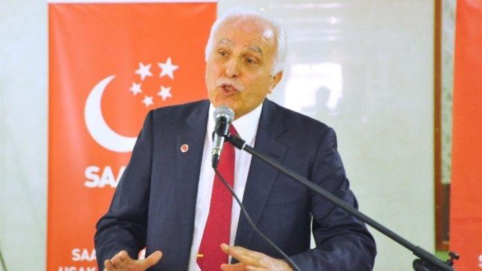 Saadet Partisi Genel Başkanı Kamalak:'biz Başkanlık Sistemine Karşı Değiliz'