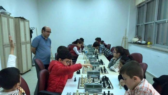 Fatsa'da Satranç Turnuvası