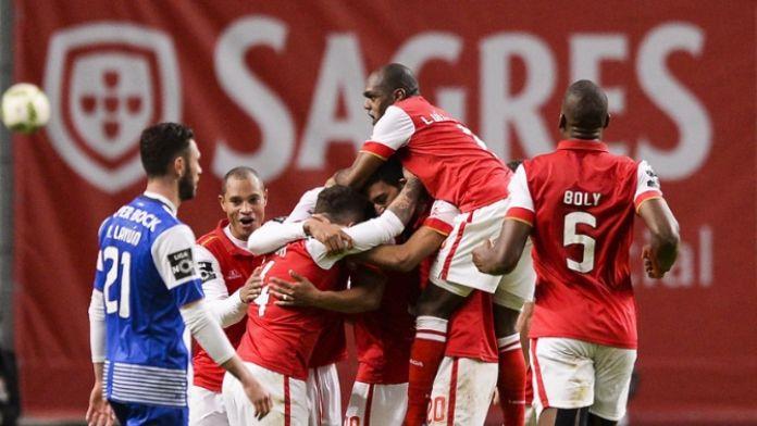 Braga Fenerbahçe'ye gözdağı verdi