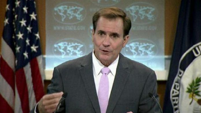 US criticizes Turkey for move on Zaman media group