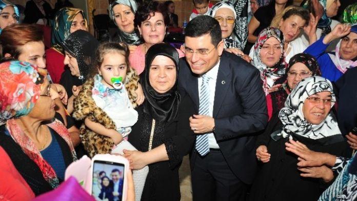 Kepez'de Kadınlar Günü Matinesi