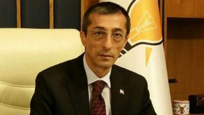 AK Parti İl Başkanı Yeşilyurt'tan Mehmet Sekmen'e Tebrik