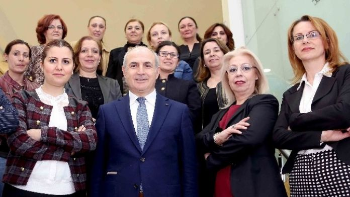 Başkan Akgün: 'Kadın Çağdaş Toplumun Temel Taşıdır'