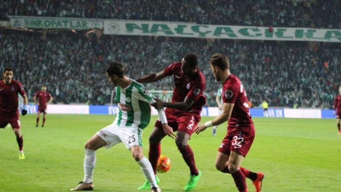 Trabzonspor deplasman galibiyetini unuttu