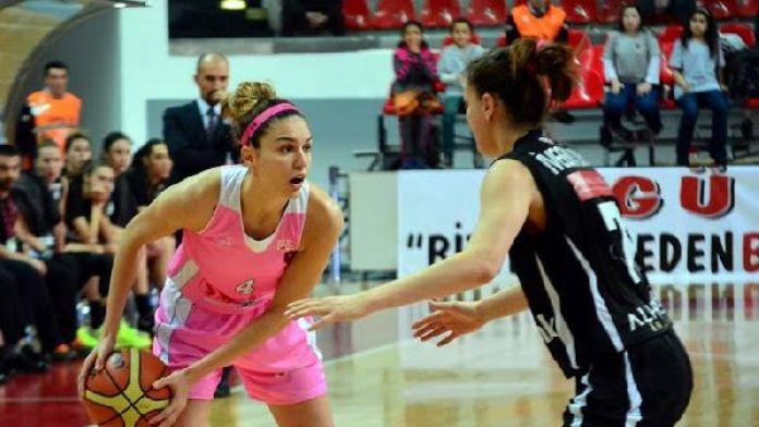 EuroCup Women'de AGÜ Spor, Beşiktaş'ı konuk edecek