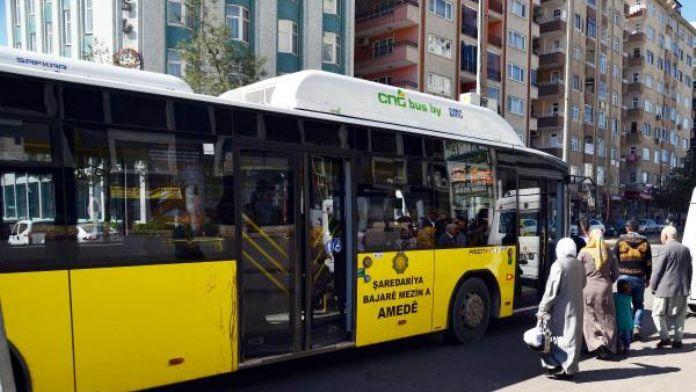 Diyarbakır'da kadınlara 8 Mart'ta ulaşım ücretsiz