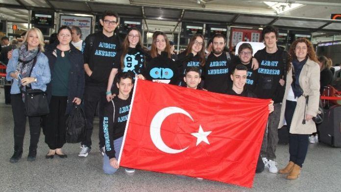 Türk Robot 'Dalton' ABD'de Yarışacak
