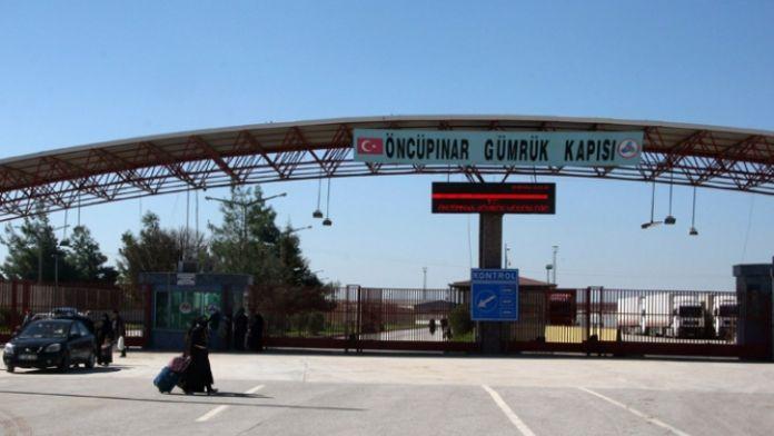 Öncüpınar'a canlı bomba operasyonu: 2 DAEŞ'li yakalandı