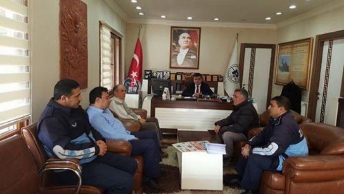 Pazaryeri Belediyesi'nden Haftalık İstişare Toplantısı