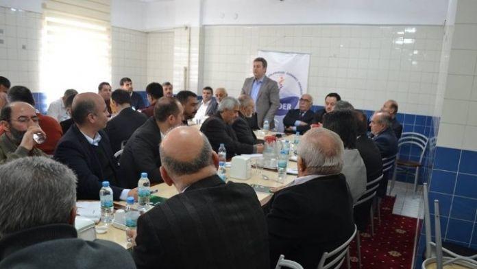 Palancıoğlu Gönüllü Kuruluşlarla Buluştu